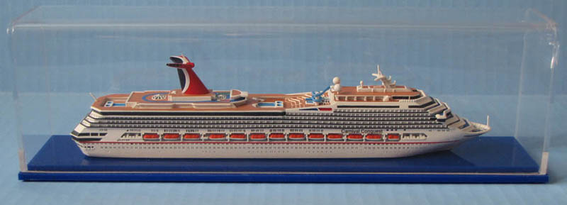 Carnival Conquest cruise ship model  1:1250.jpg