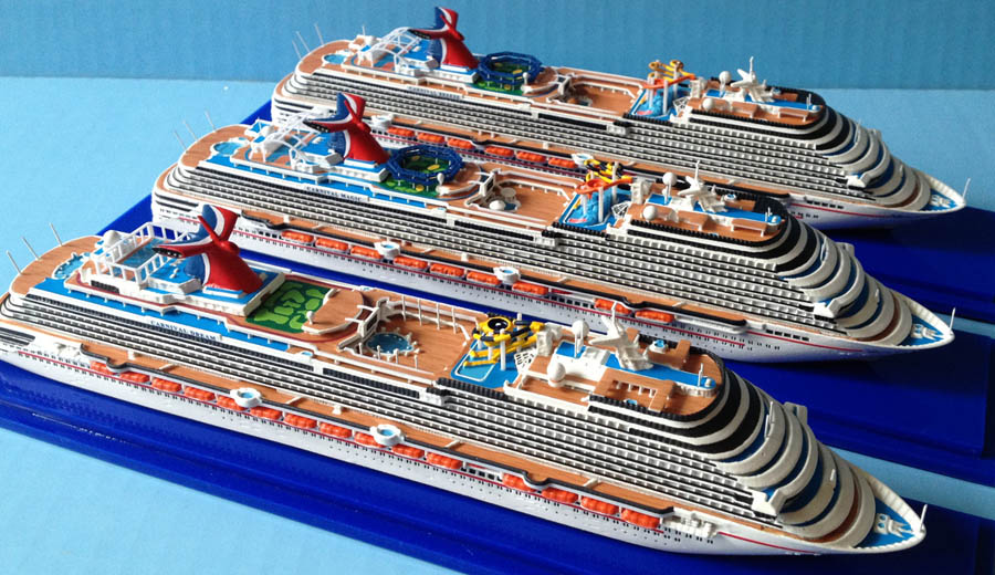 Dream class Cruise Ship
