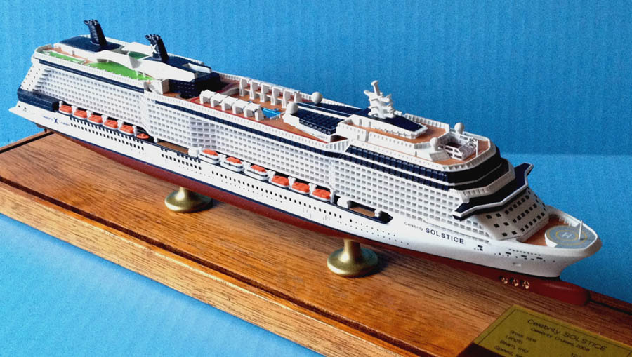 Celebrity Solstice cruise ship model.jpg