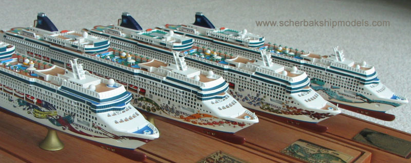Norwegian Jewel subclass cruise ship models.jpg