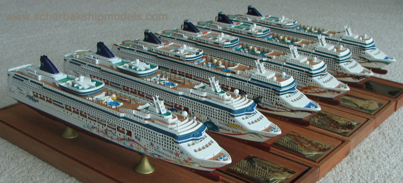 Ship model best gift for honeymoon wedding cruise