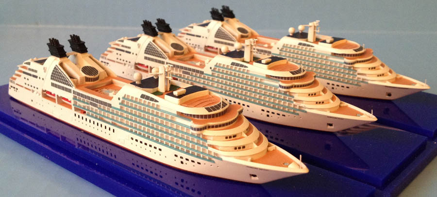 Seabourn Odyssey class cruise ship models .jpg