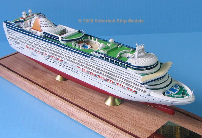 Azura deck plan